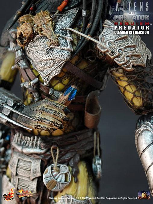 Aliens vs. Predator - Requiem: Predator - Cleaner Kit Version, 1/6 Figur ... https://spaceart.de/produkte/avp003-predator-cleaner-kit-version-avp-alien-vs-predator-requiem-figur-hot-toys-mms66-4897011171968-spaceart.php