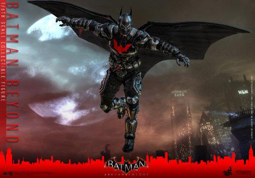 Batman - Arkham Knight: Batman Beyond, 1/6 Figur ... https://spaceart.de/produkte/bm022-batman-arkham-knight-batman-beyond-figur-hot-toys-vgm39-905776-4895228604255-spaceart.php