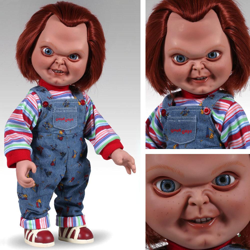 Chucky die Mörderpuppe: Chucky, Puppe ... https://spaceart.de/produkte/chucky-die-moerderpuppe-sideshow-chk003.php