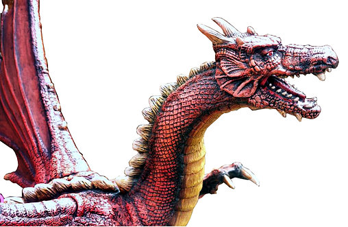 Dungeons and Dragons: Red Dragon of Krynn, Modell-Bausatz ... https://spaceart.de/produkte/dad001.php