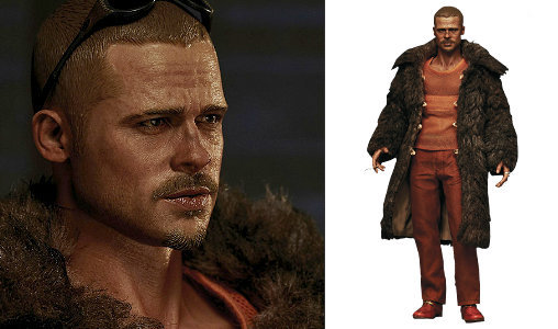 Fight Club: Tyler Durden - Fur Coat, Typ: Deluxe-Figuren (voll beweglich)