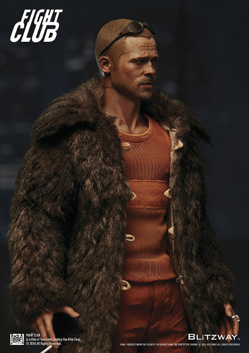 Fight Club: Tyler Durden - Fur Coat, Deluxe-Figuren (voll beweglich) ... https://spaceart.de/produkte/fcl003.php
