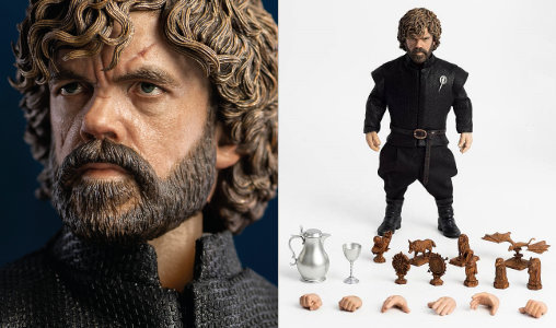 Game of Thrones: Tyrion Lannister - Deluxe, Typ: Deluxe-Figur (voll beweglich)
