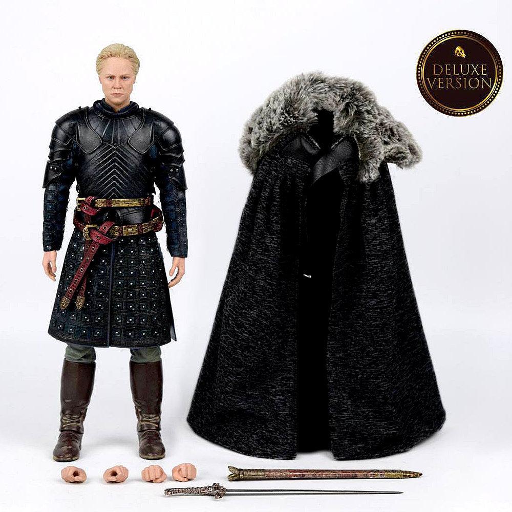 Game of Thrones: Brienne of Tarth - Deluxe (Gwendoline Christie), 1/6 Figur ... https://spaceart.de/produkte/game-of-thrones-brienne-of-tarth-deluxe-1-6-figur-threezero-got005.php