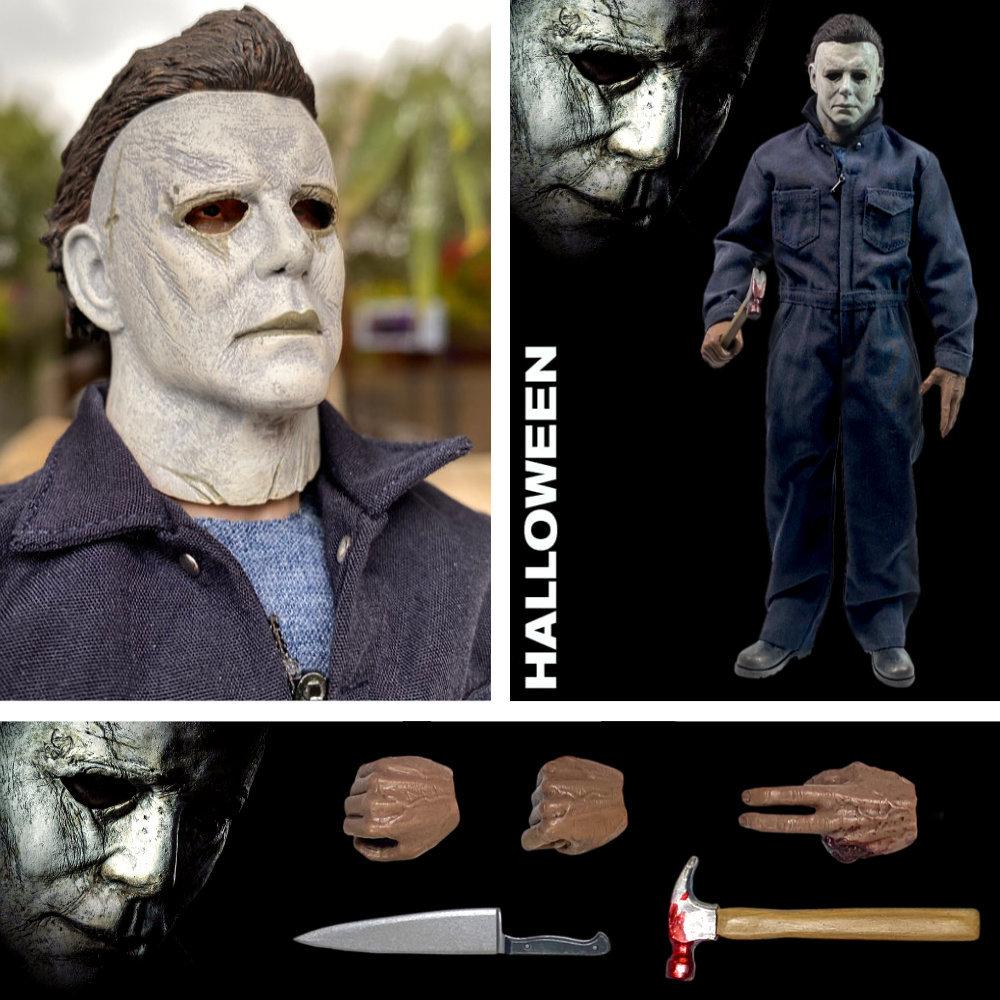 Halloween (2018): Michael Myers, 1/6 Figur ... https://spaceart.de/produkte/hlw001-michael-myers-figur-helloween-2018-trick-or-treat-studios-armf100-811501036210-spaceart.php