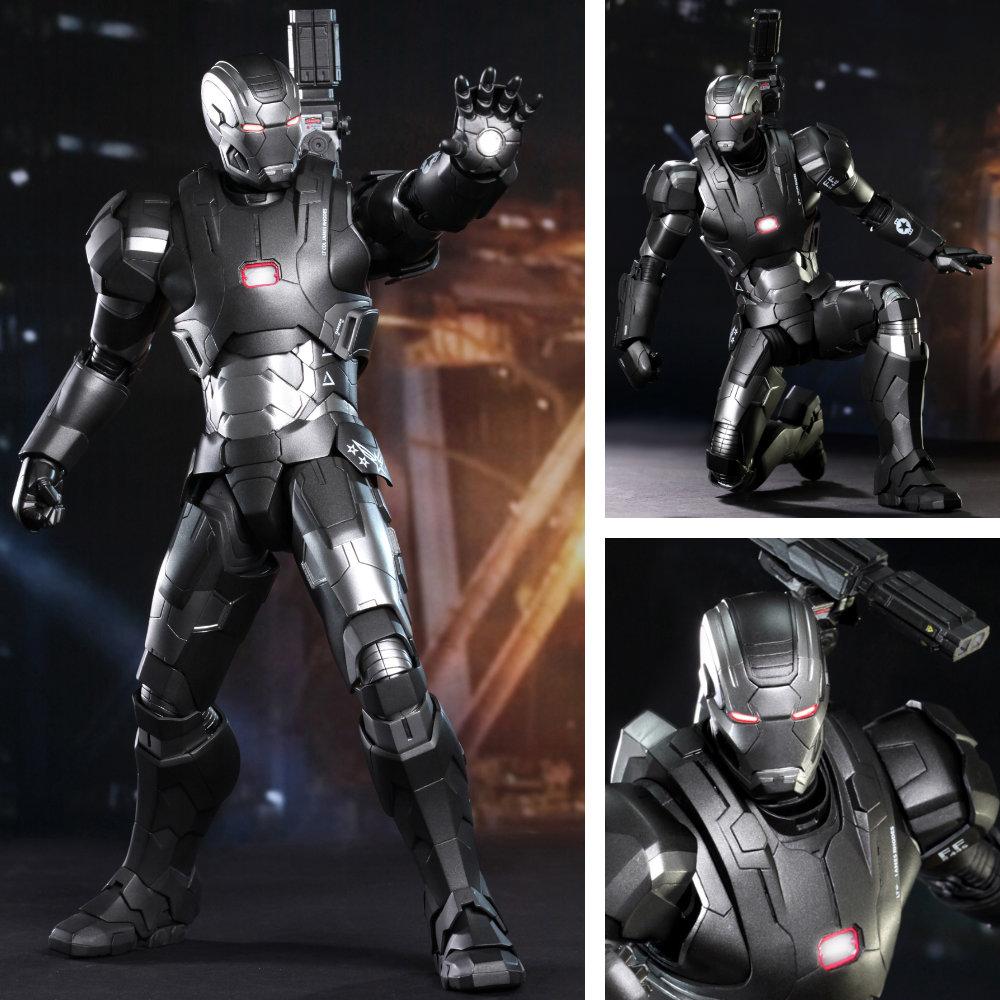 Iron Man 3: War Machine Mark II - DieCast, 1/6 Figur ... https://spaceart.de/produkte/irm012-war-machine-mark-ii-figur-hot-toys-iron-man-3-diecast-mms198d03-902043-4897011175126-spaceart.php