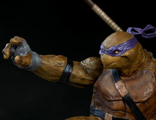 Teenage Mutant Ninja Turtles: Donatello, Statue ... https://spaceart.de/produkte/mnt002-donatello-statue-sideshow-teenage-mutant-ninja-turtles-200468-747720233973-spaceart.php