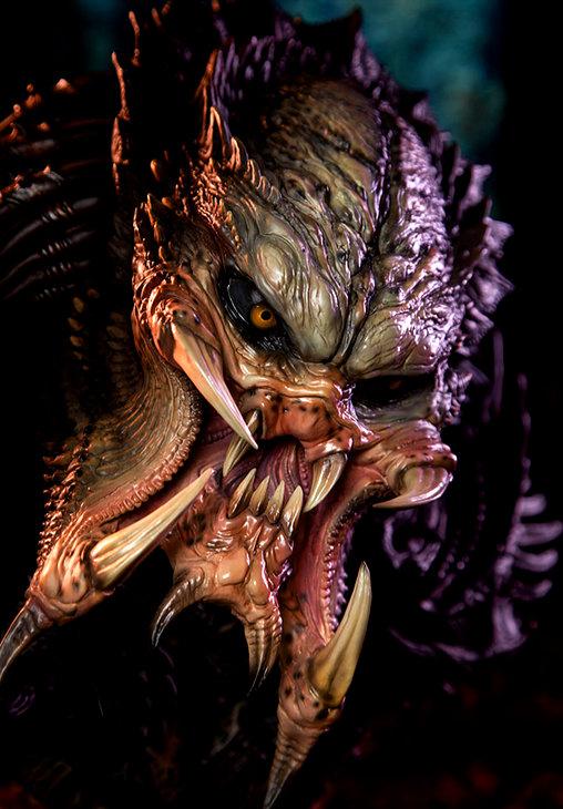 Predator: Barbarian Mythos Büste, Büste ... https://spaceart.de/produkte/predator-barbarian-mythos-bueste-sideshow-pr001.php
