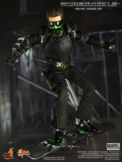 Spider-Man 3: New Goblin, 1/6 Figur ... https://spaceart.de/produkte/spm002-new-goblin-spider-man-3-figur-hot-toys-mms151-901381-4897011173962-spaceart.php