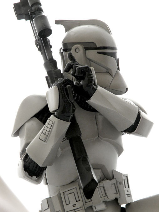 Star Wars: Clone Trooper - Art FX Statue, PVC Figur ... https://spaceart.de/produkte/sw003.php
