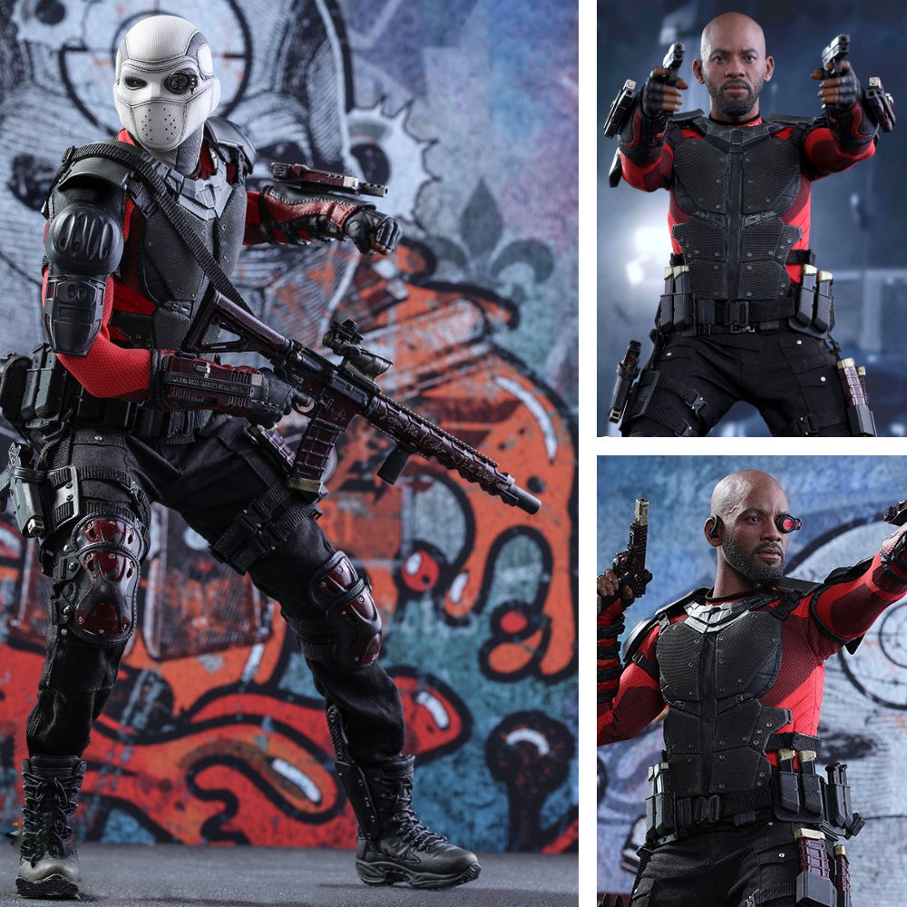 Suicide Squad: Deadshot (Will Smith), 1/6 Figur ... https://spaceart.de/produkte/suicide-squad-deadshot-1-6-figur-hot-toys-mms381-sus005.php