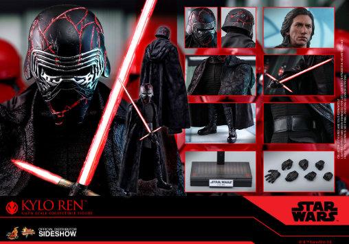 Star Wars - The Rise of Skywalker: Kylo Ren, 1/6 Figur ... https://spaceart.de/produkte/sw010-kylo-ren-star-wars-the-rise-of-skywalker-figur-hot-toys-mms560-905551-4895228603470-spaceart.php