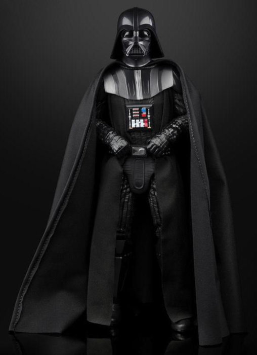 Star Wars: Darth Vader - Hyperreal, PCV-Figur ... https://spaceart.de/produkte/sw012.php