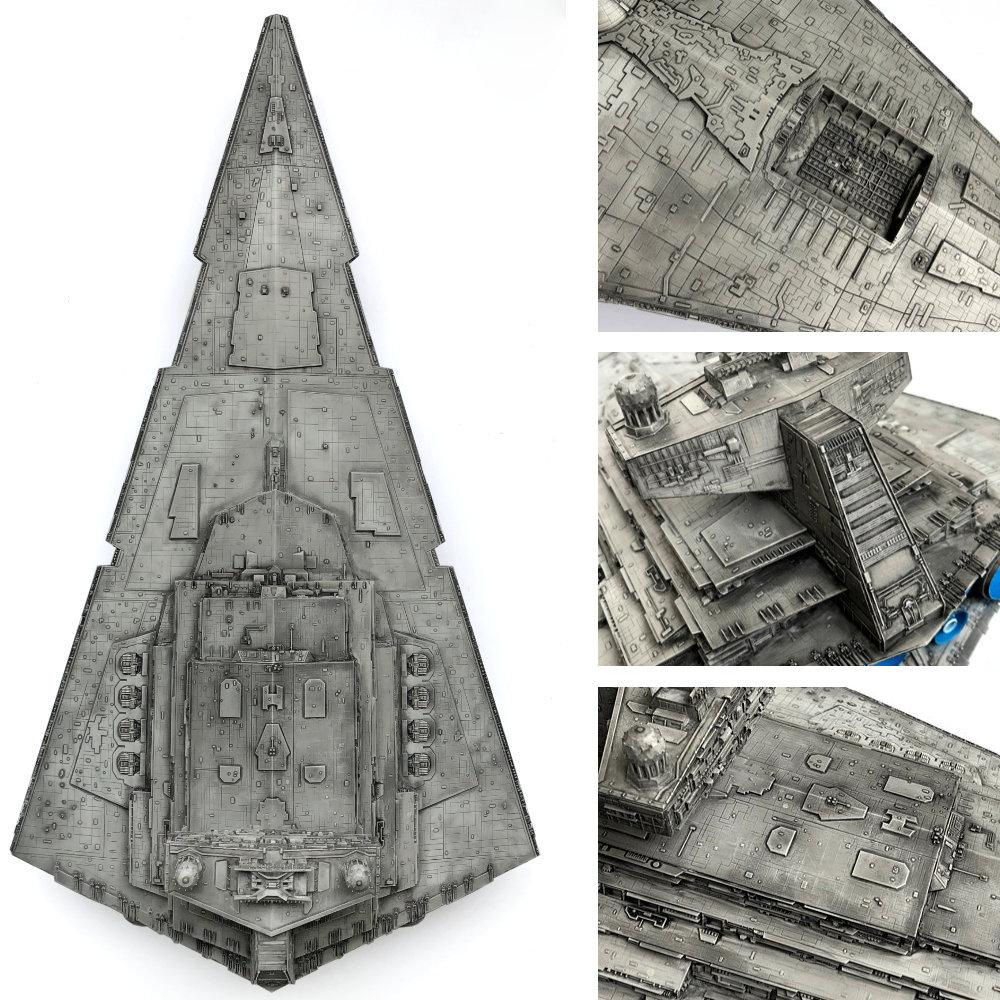 Star Wars: Imperial Star Destroyer - Giant, Modell-Bausatz ... https://spaceart.de/produkte/star-wars-imperial-star-destroyer-giant-modell-bausatz-revell-sw018.php