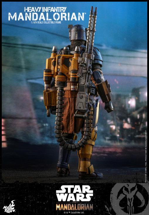 Star Wars - The Mandalorian: Heavy Infantry Mandalorian, 1/6 Figur ... https://spaceart.de/produkte/sw021-heavy-infantry-mandalorian-star-wars-figur-hot-toys-tms010-905580-4895228603500-spaceart.php