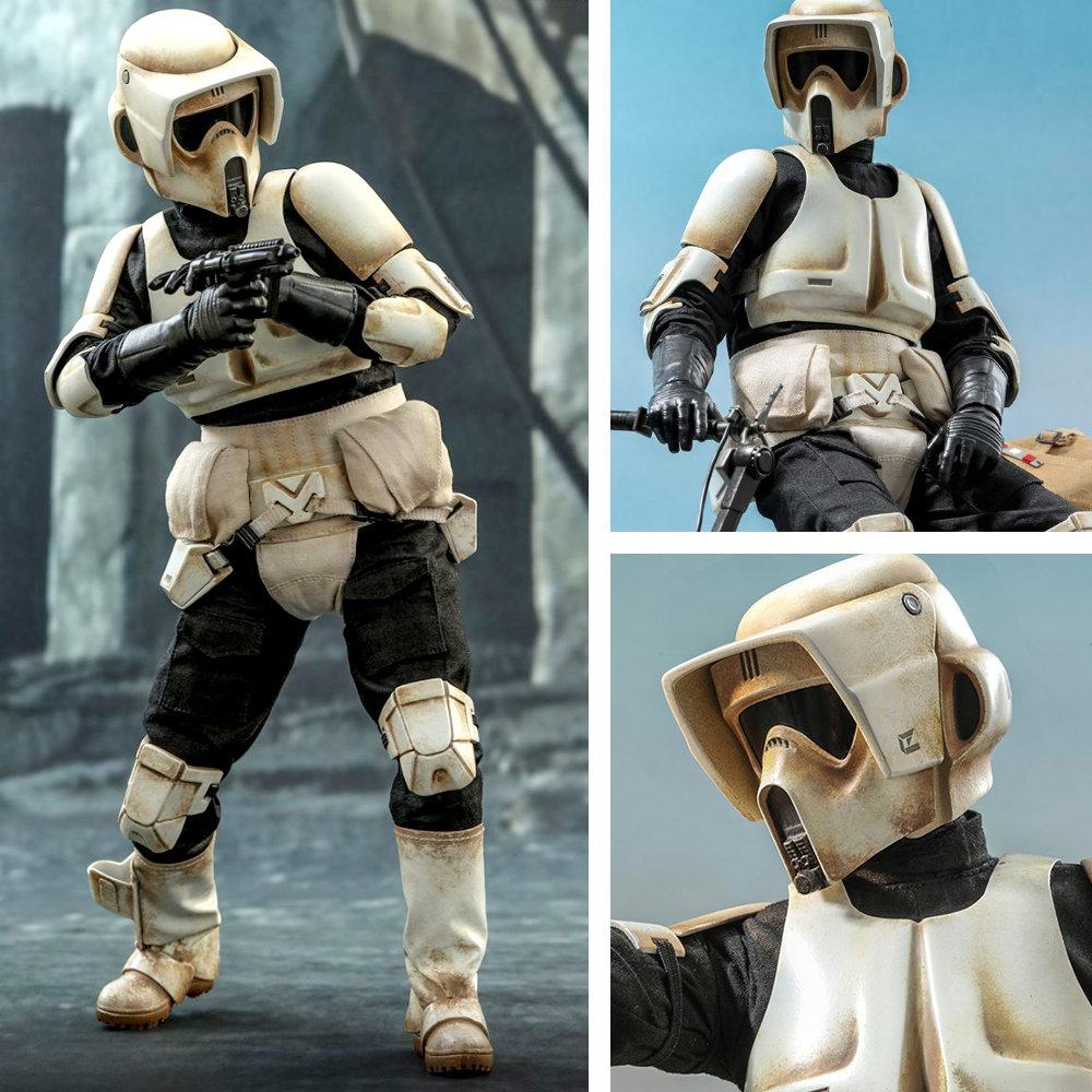 Star Wars - The Mandalorian: Scout Trooper, 1/6 Figur ... https://spaceart.de/produkte/sw022-scout-trooper-star-wars-the-mandalorian-figur-hot-toys-tms016-906339-4895228605245-spaceart.php