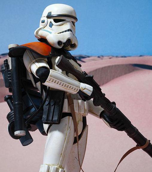Star Wars: Sandtrooper, 1/6 Figur ... https://spaceart.de/produkte/sw026-sandtrooper-star-wars-figur-hot-toys-mms295-4897011177106-spaceart.php