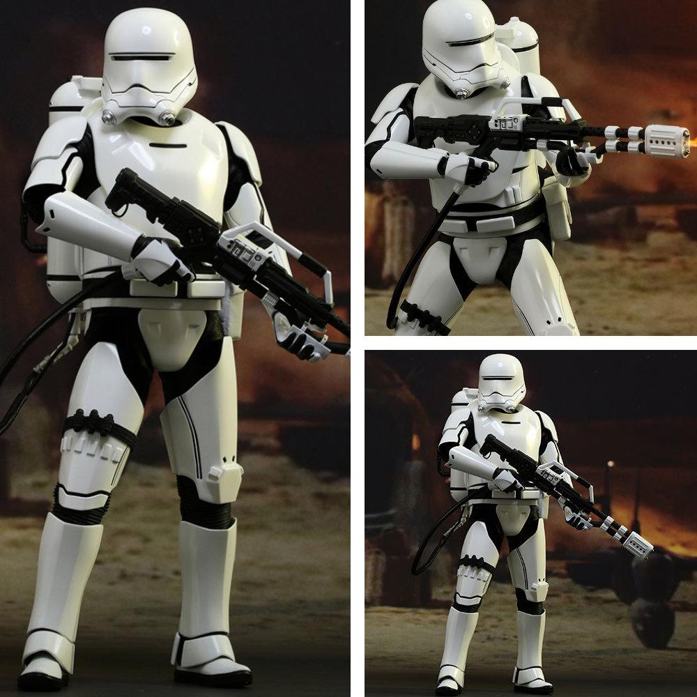 Star Wars: First Order Flametrooper, 1/6 Figur ... https://spaceart.de/produkte/star-wars-first-order-flametrooper-1-6-figur-hot-toys-mms326-sw080.php