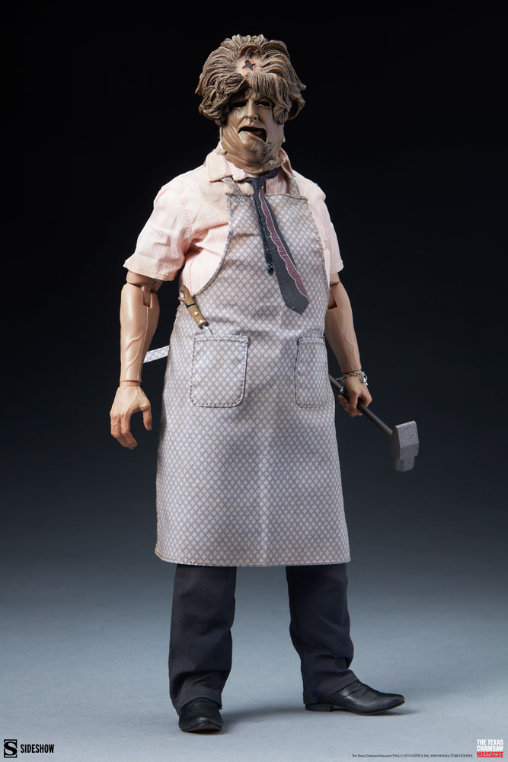 The Texas Chainsaw Massacre: Leatherface, 1/6 Figur ... https://spaceart.de/produkte/tcm001-leatherface-the-texas-chainsaw-massacre-figur-sideshow-100399-747720245594-spaceart.php