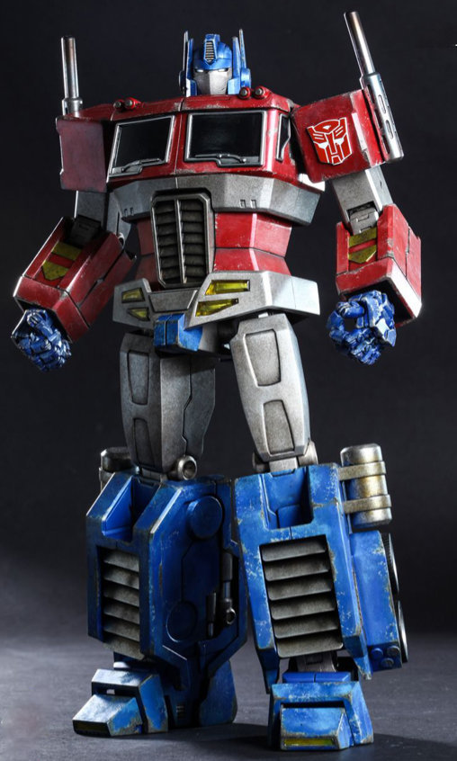 Transformers: Optimus Prime Starscream, Deluxe-Figur (voll beweglich) ... https://spaceart.de/produkte/trf001.php