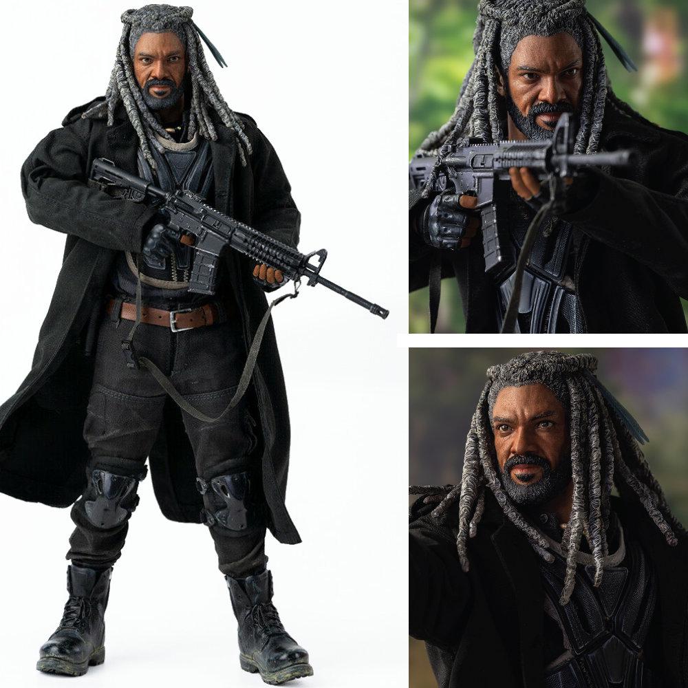The Walking Dead: King Ezekiel (Khary Payton), 1/6 Figur ... https://spaceart.de/produkte/king-ezekiel-the-walking-dead-1-6-figur-threezero-twd001.php